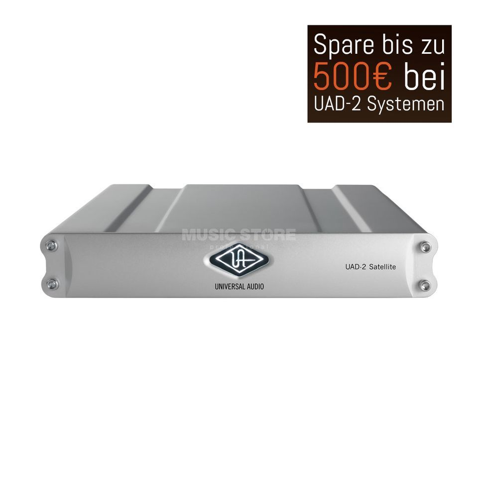 Universal Audio UAD-2 Satellite Quad Ultimate2  Produktbild