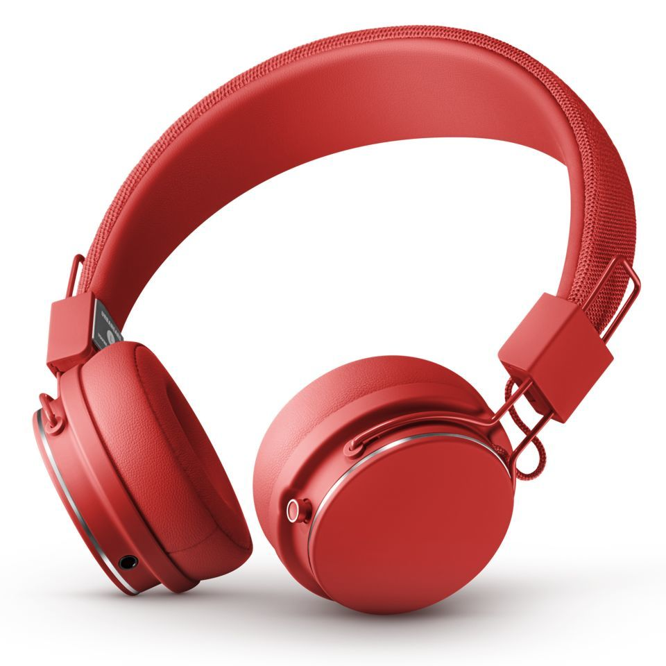 URBAN EARS Plattan II Bluetooth Tomato Product Image
