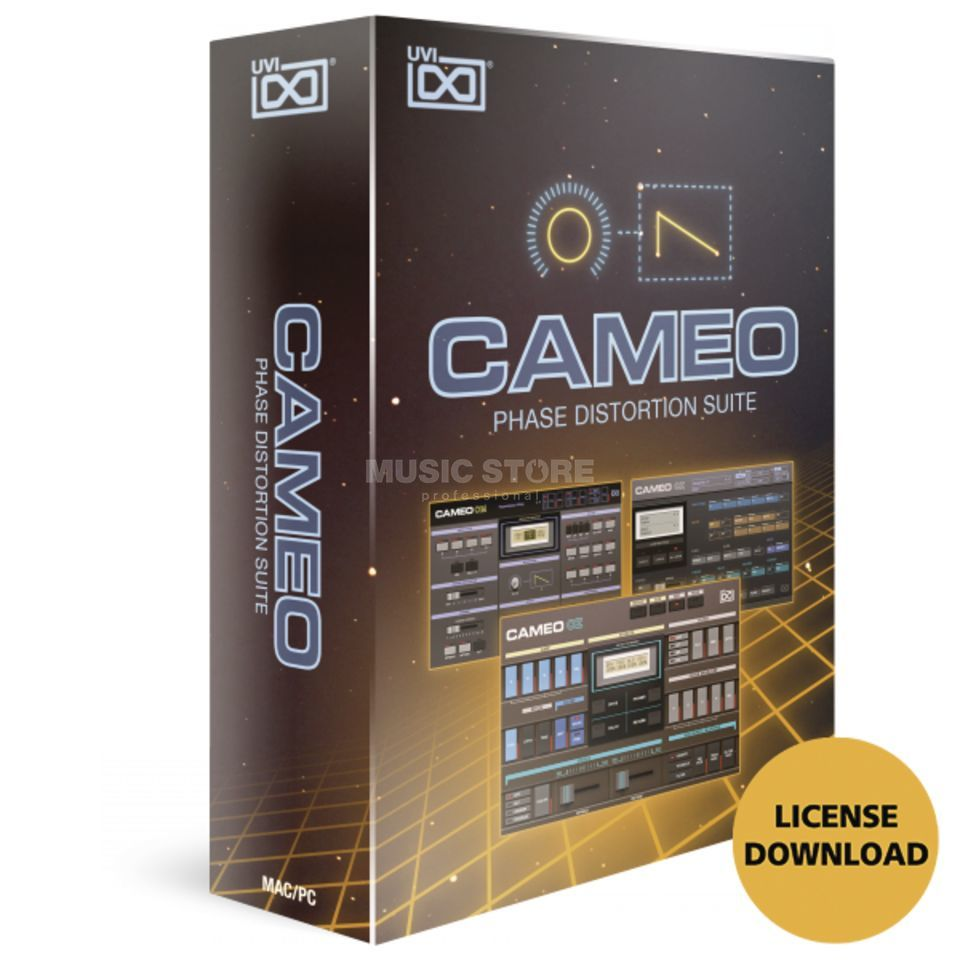 UVI Sounds & Software Cameo (License) Produktbillede