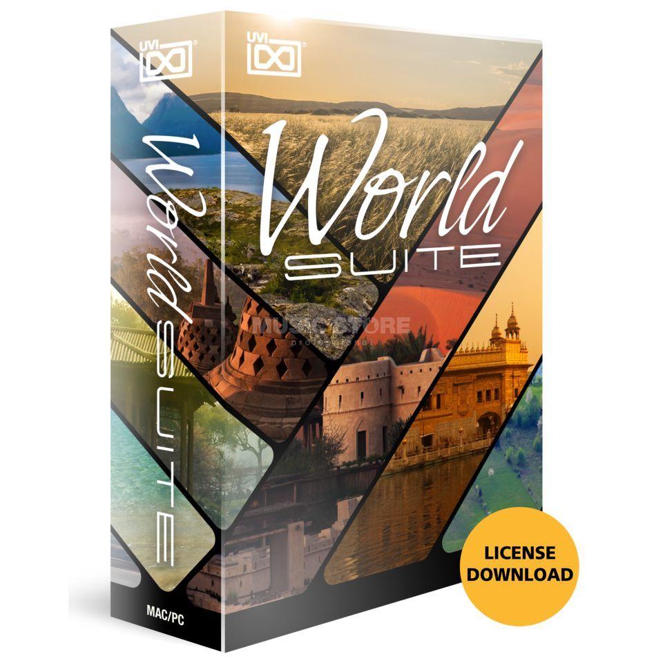 UVI World Suite (Download) | DV247 | en-GB