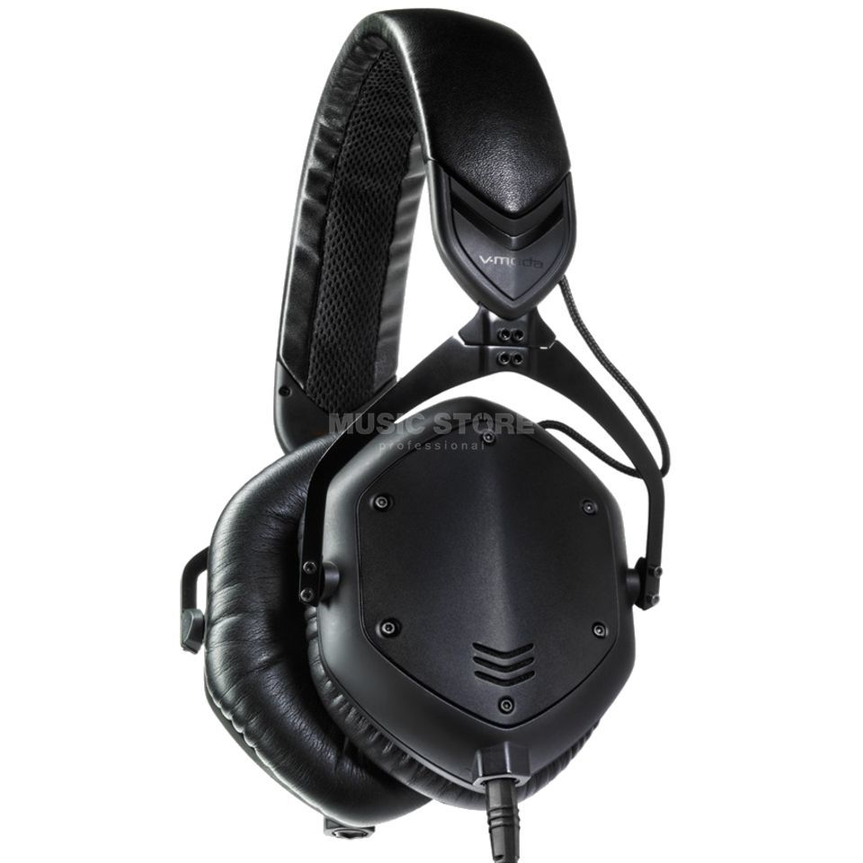 V-Moda Crossfade M-100 Headphones, matte black Product Image