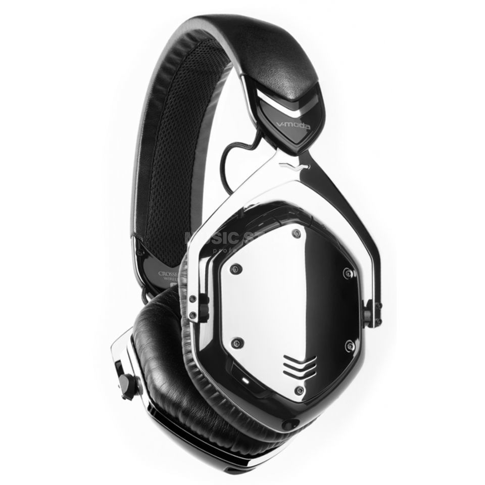 V-Moda Crossfade Wireless Kopfhörer, phantom chrome Produktbild