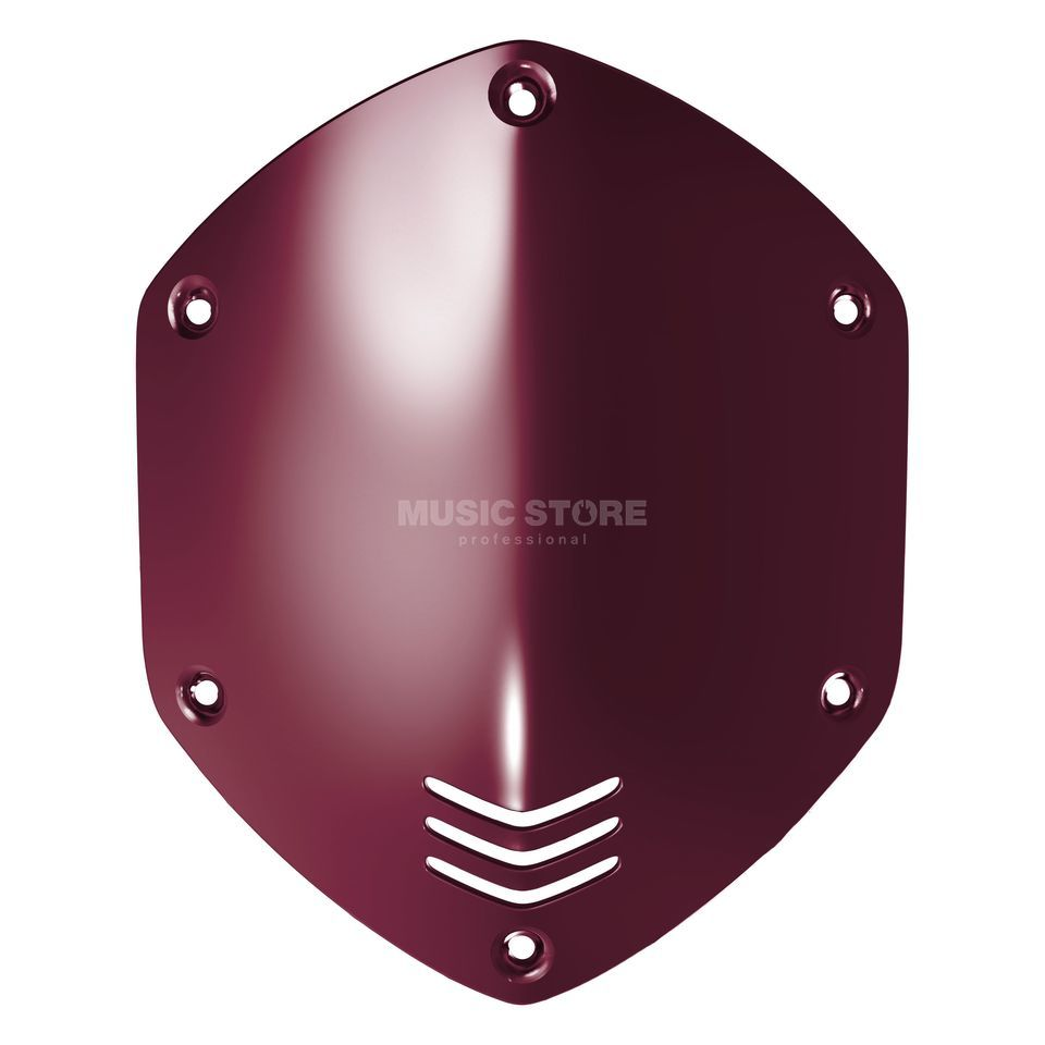 V-Moda Shield Kit M-100/LP2 (Over-Ear) crimson red Produktbild