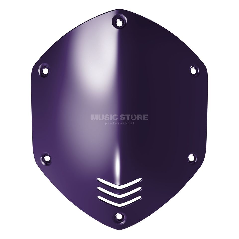 V-Moda Shield Kit M-100/LP2 (Over-Ear) dark purple Productafbeelding