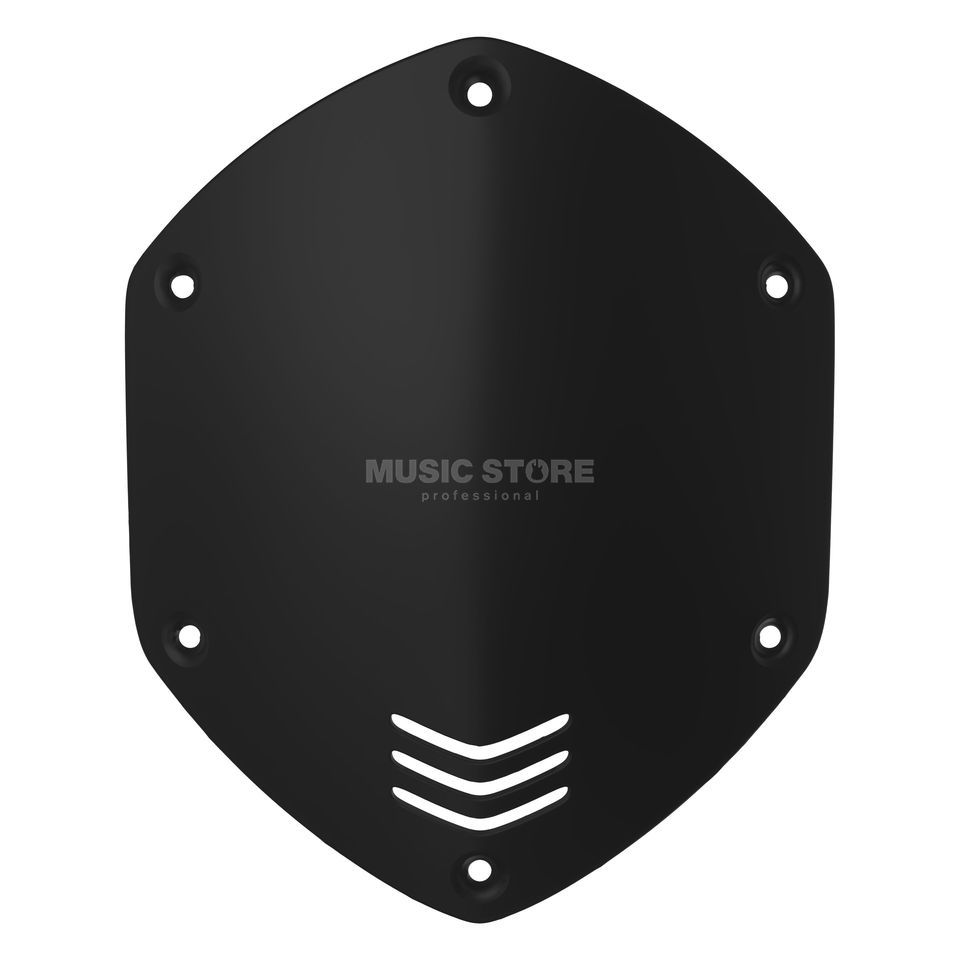 V-Moda Shield Kit M-100/LP2 (Over-Ear) matte black Produktbillede