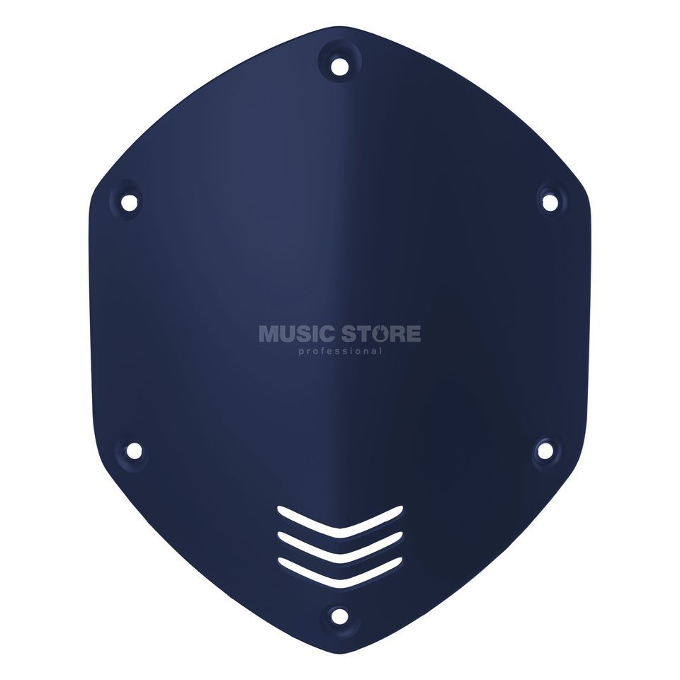 V-Moda Shield Kit M-100/LP2 (Over-Ear) matte blue Produktbild