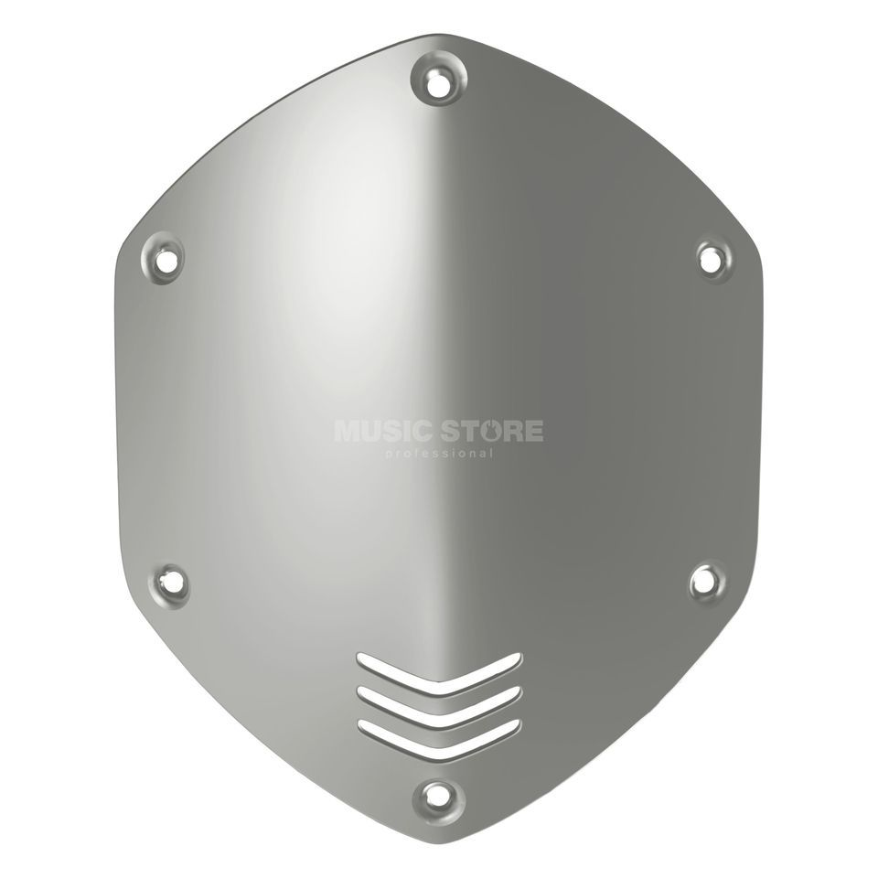 V-Moda Shield Kit M-100/LP2 (Over-Ear) matte silver Produktbillede