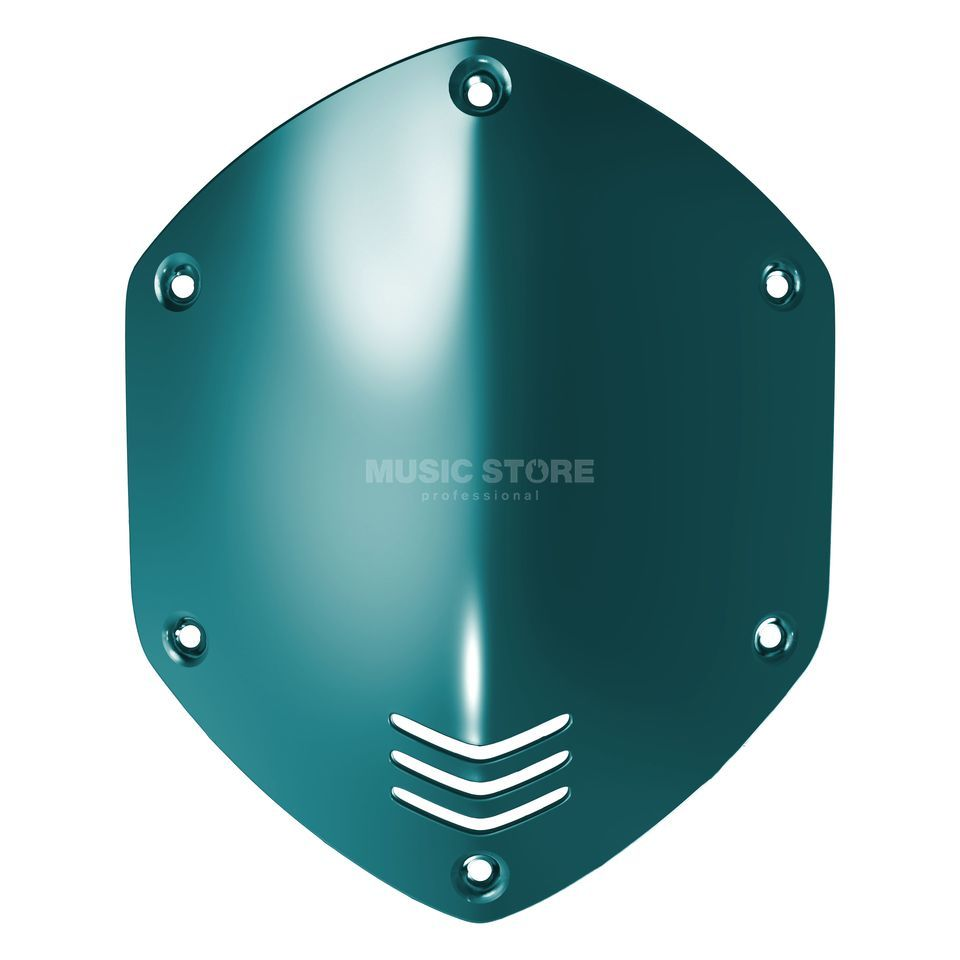 V-Moda Shield Kit M-100/LP2 (Over-Ear) ocean blue Produktbild