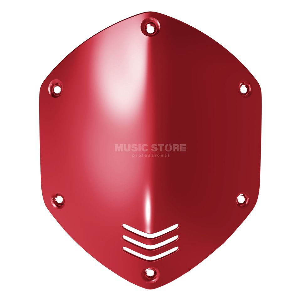 V-Moda Shield Kit M-100/LP2 (Over-Ear) red Produktbillede