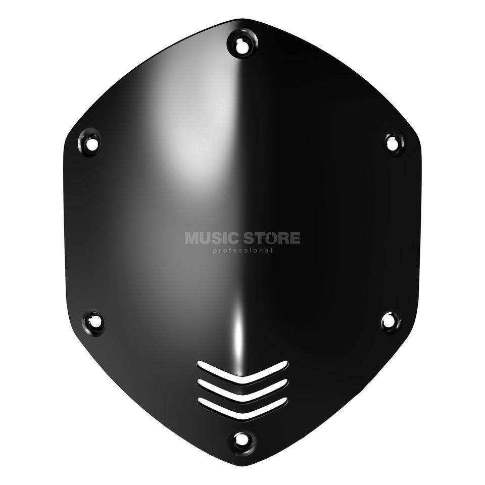 V-Moda Shield Kit M-100/LP2 (Over-Ear) shiny black Produktbild