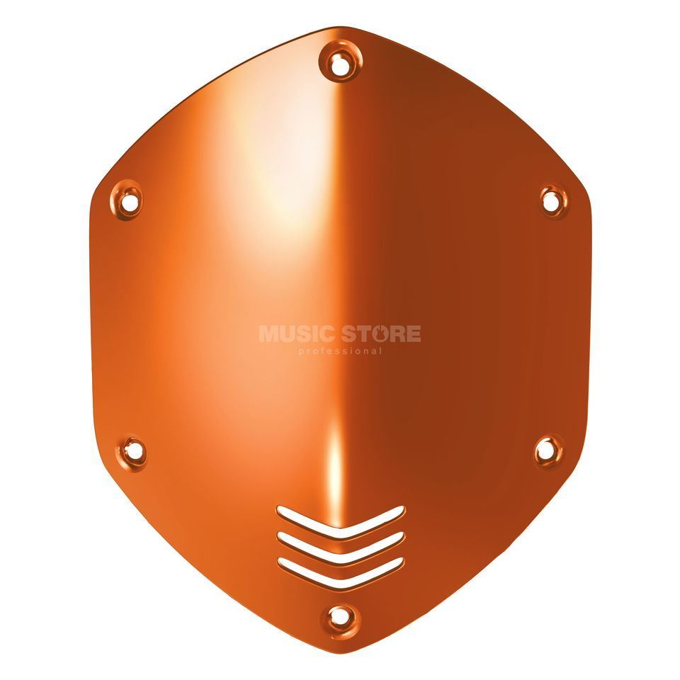 V-Moda Shield Kit M-100/LP2 (Over-Ear) sun orange Produktbild
