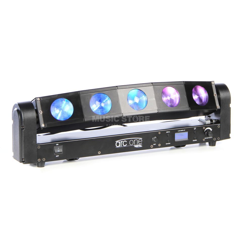 Varytec LED Arc One RGBW Produktbild
