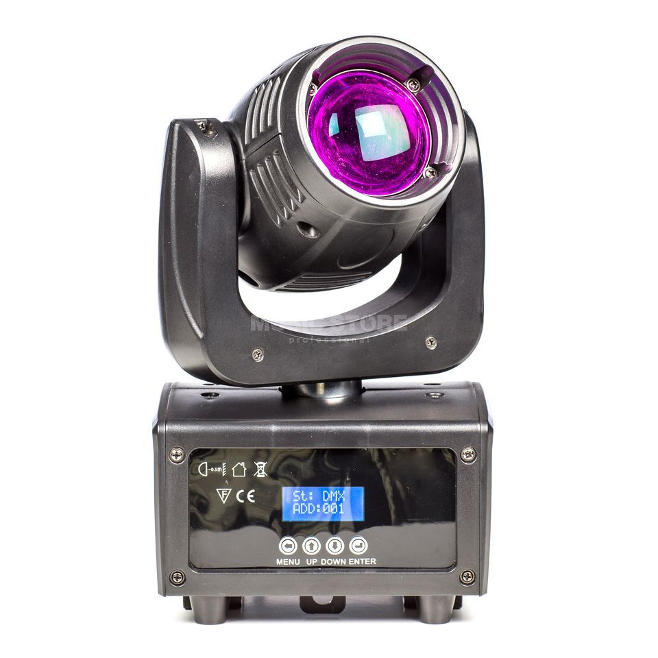 Varytec LED Easy Move Micro Beam RGBW Produktbillede
