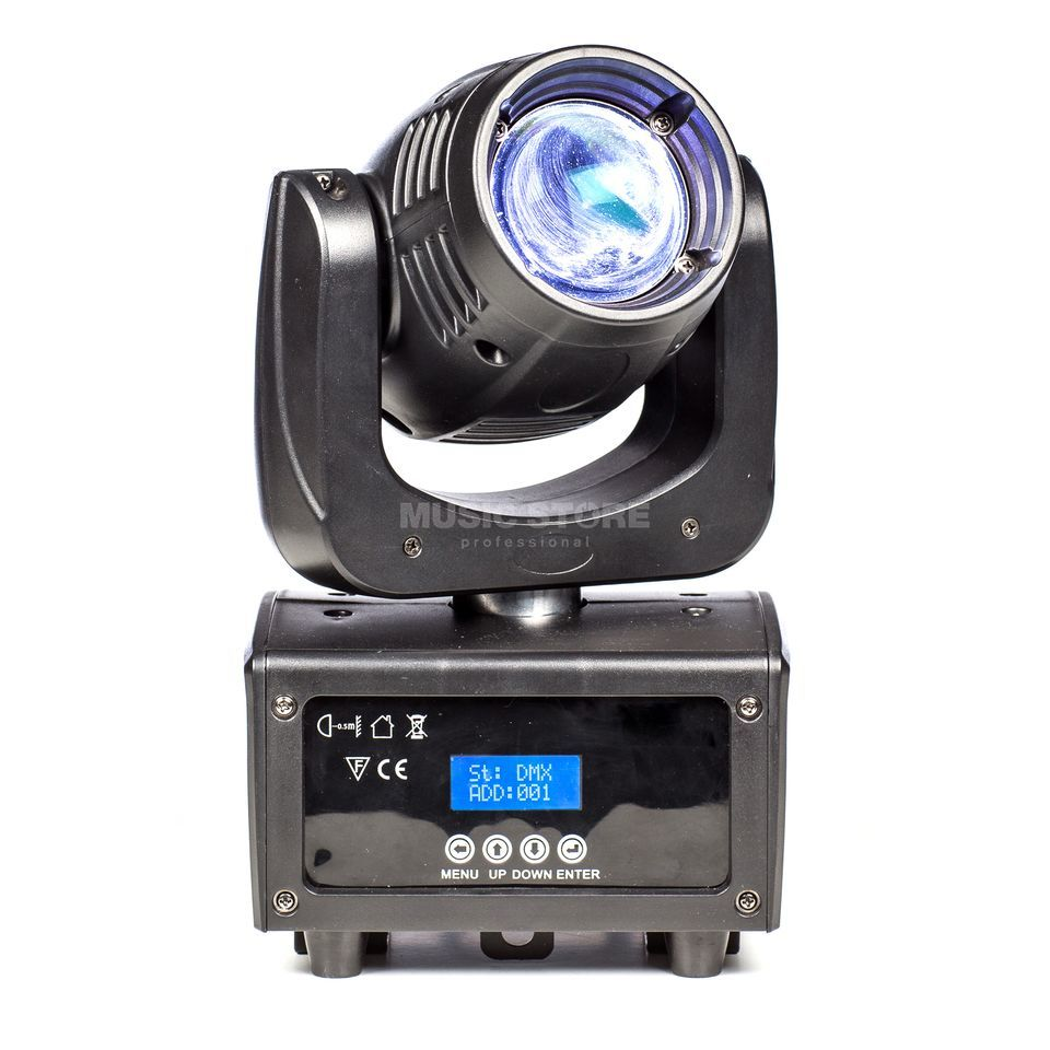 Varytec LED Easy Move Micro Beam White 30W LED Produktbild