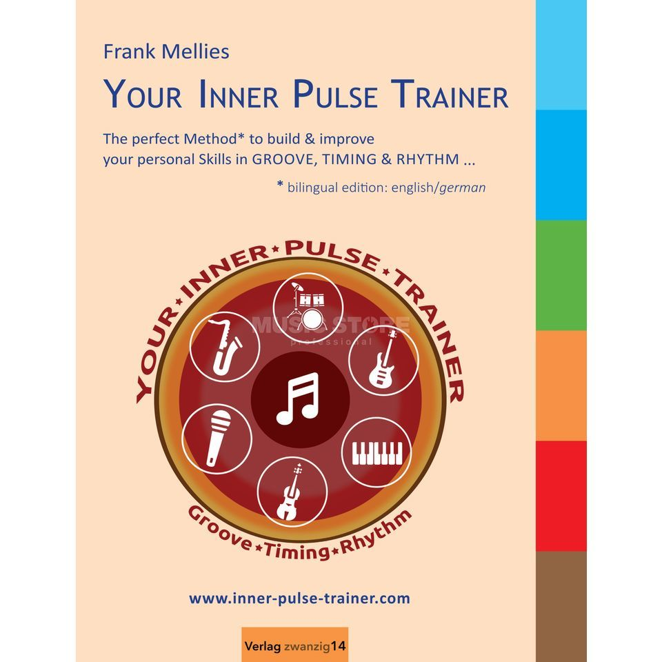 Verlag zwanzig14 Your Inner Pulse Trainer Frank Mellies Produktbild