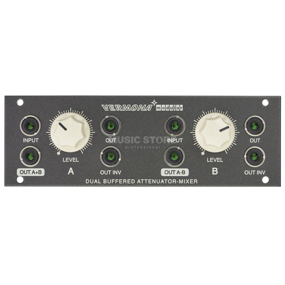 Vermona 1HE Dual Attenuator/Mixer Product Image