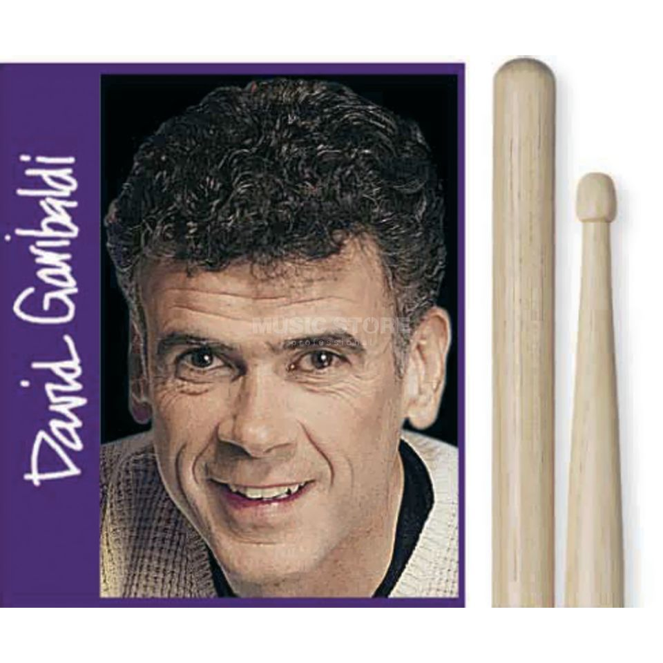 Vic-Firth David Garibaldi Sticks JM, Signature Series Product Image