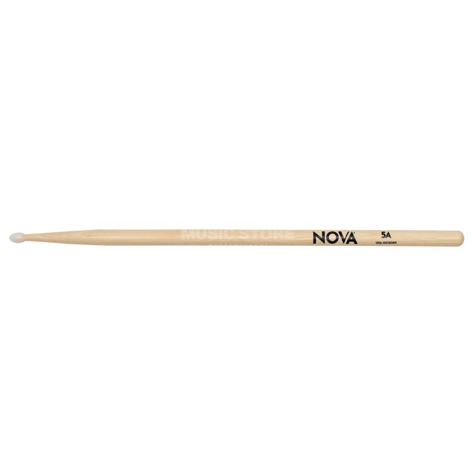 Vic-Firth Nova Drum Sticks 5AN, Nylon Tip Produktbild