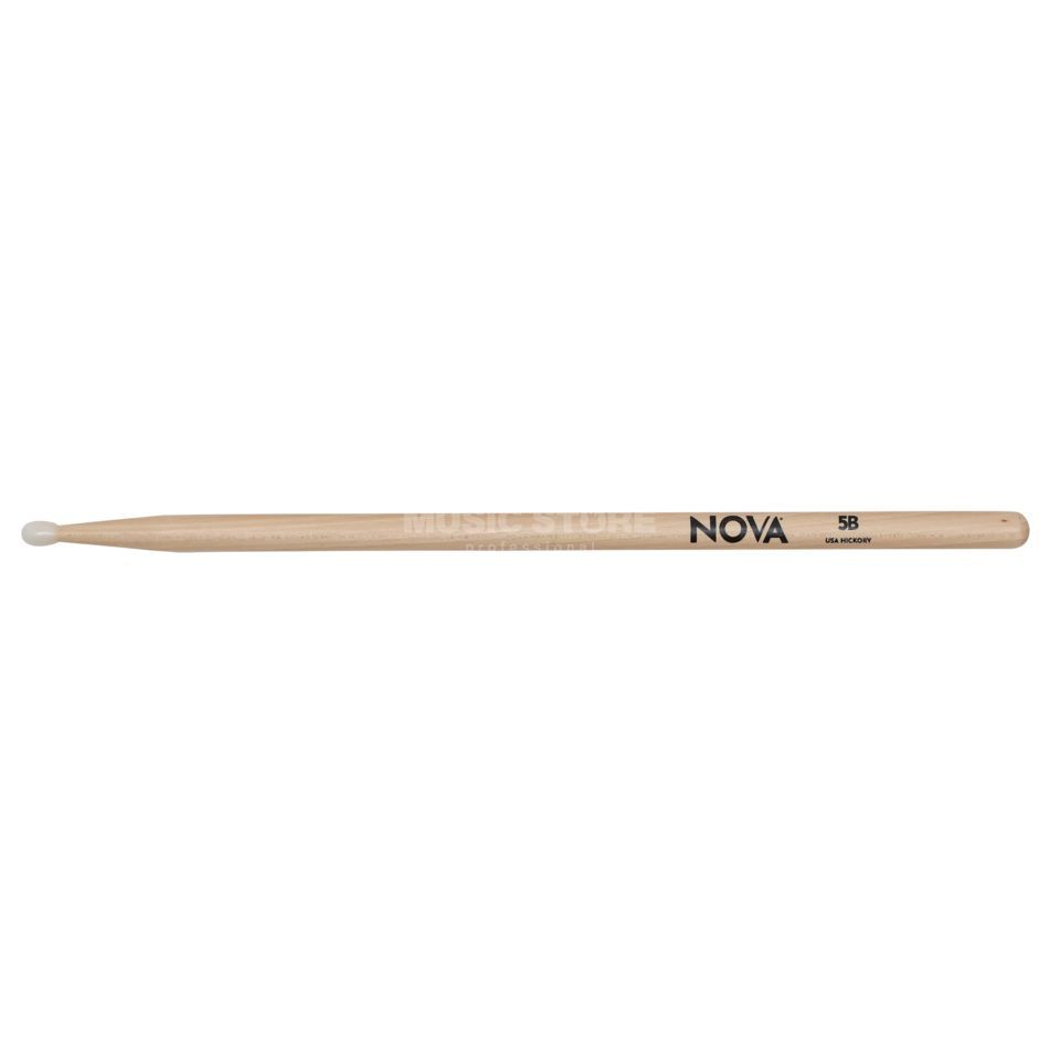 Vic-Firth Nova Drum Sticks 5BN, Nylon Tip Immagine prodotto