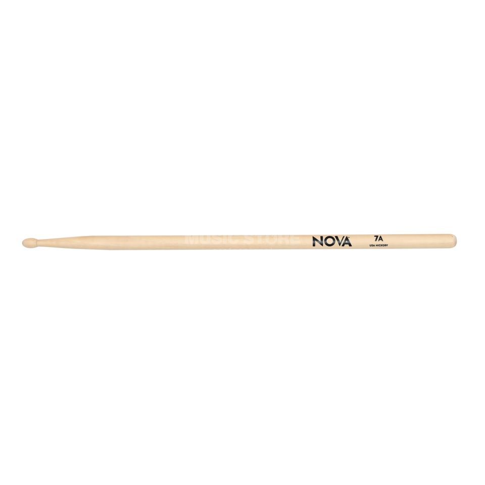 Vic-Firth Nova Drum Sticks 7A, Wood Tip Produktbild