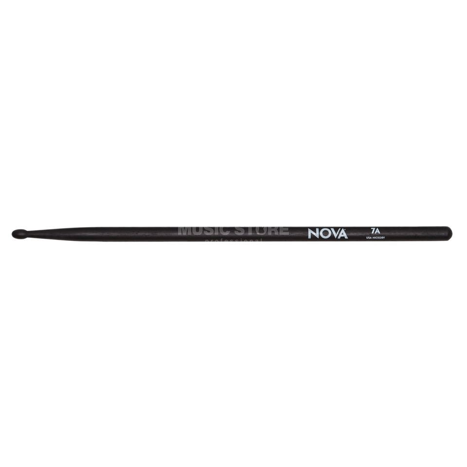 Vic-Firth Nova Drum Sticks 7AB, Wood Tip Product Image