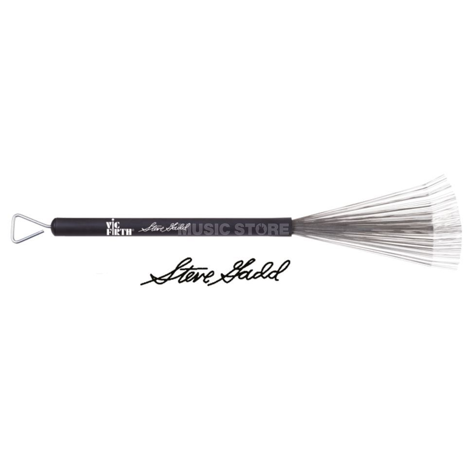 Vic-Firth Steve Gadd Wire Brushes SGWB, Signature Series Изображение товара
