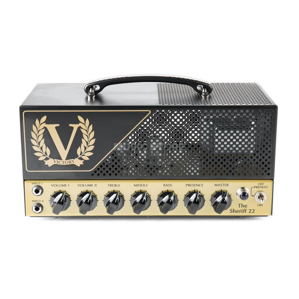 Victory Amplifiers The Sheriff 22 Produktbillede