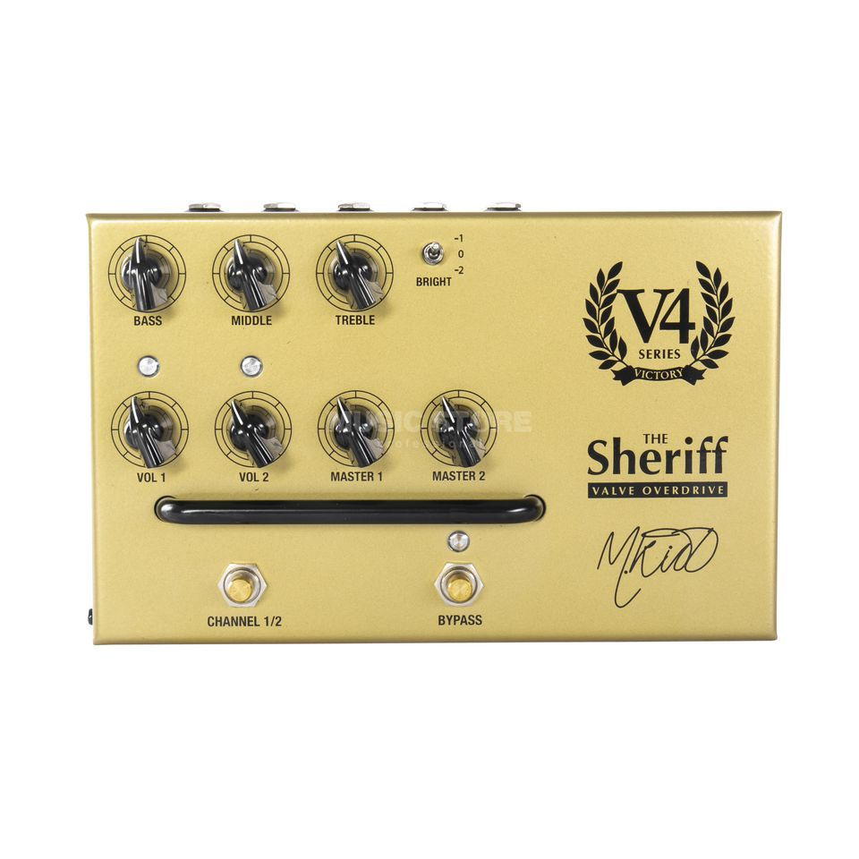 Victory Amplifiers V4 The Sheriff Product Image
