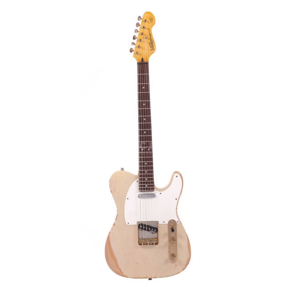 Vintage Icon V62MRAB Distressed Ash Blonde Productafbeelding