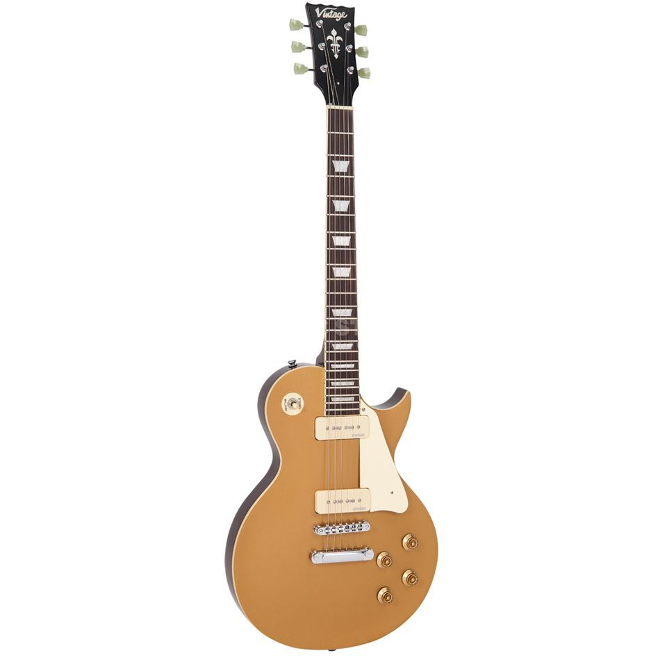 Vintage Reissued V100GT Gold Top Product Image