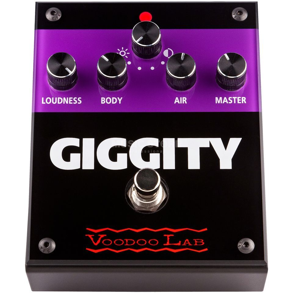 Voodoo-Lab Giggity Overdrive/Distortion Produktbild