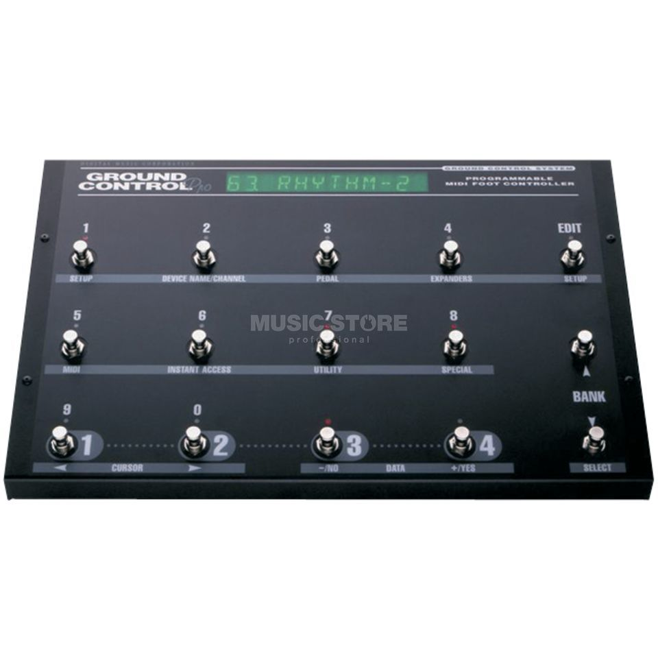 Voodoo-Lab Ground Control Pro Produktbillede