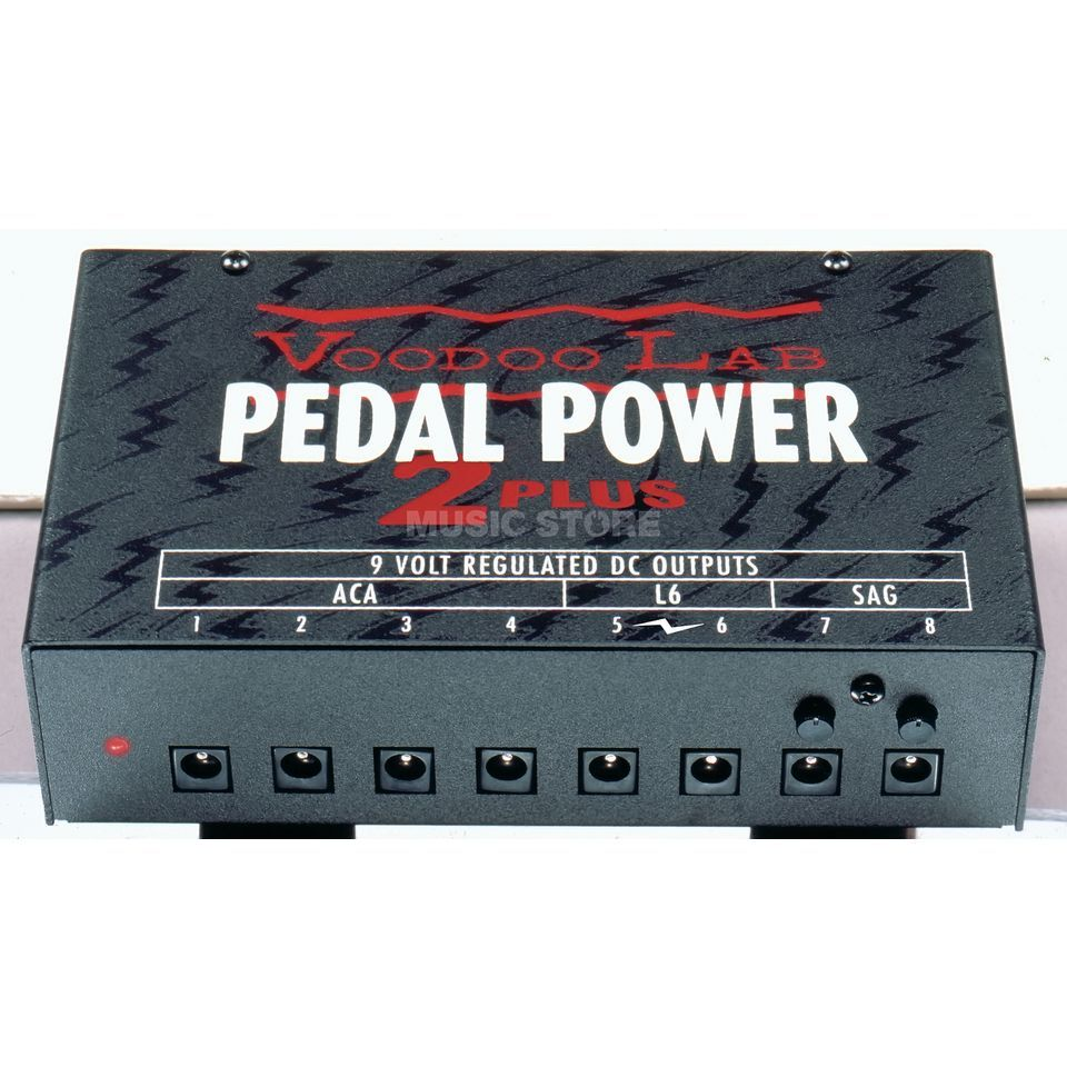 Voodoo-Lab Pedal Power 2 Plus Produktbild