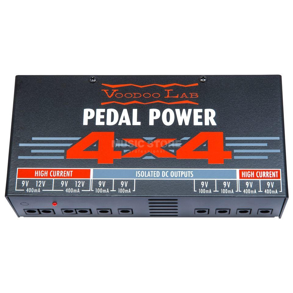 Voodoo-Lab Pedal Power 4 x 4 Produktbild