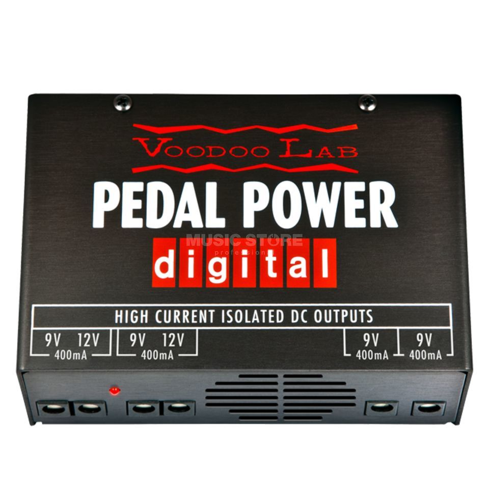 Voodoo-Lab Pedal Power Digital  Изображение товара