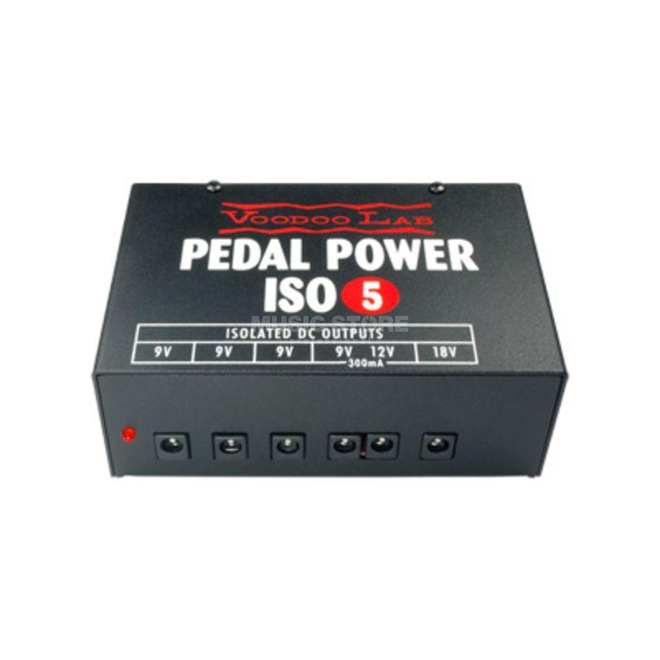 Voodoo-Lab Pedal Power ISO5 Produktbild
