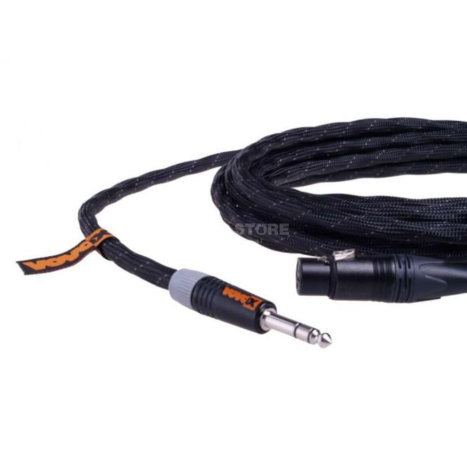Vovox link protect S100 XLR female > Stereo Jack Product Image