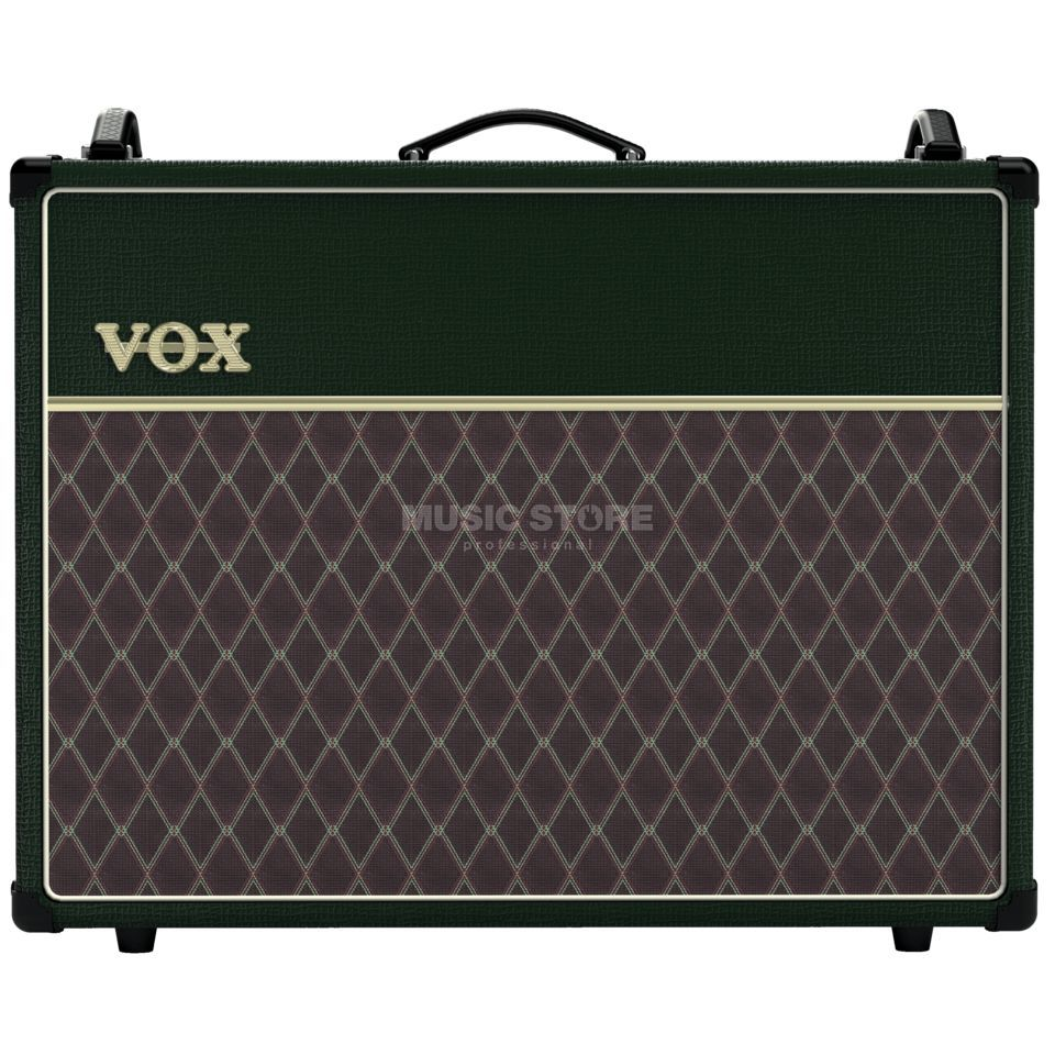 VOX AC30C2 Limited Edition British Racing Green Produktbild
