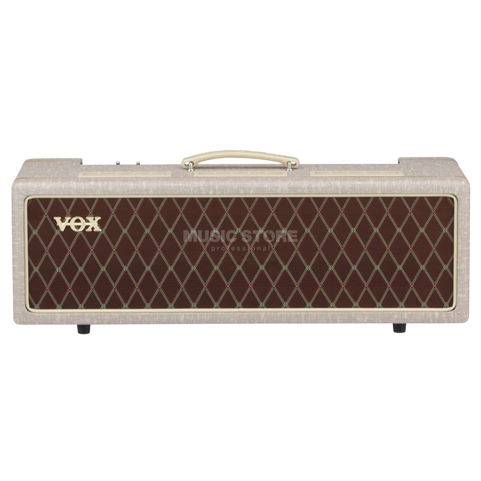 VOX AC30HWH Hand-Wired Guitar Amp  Head   Изображение товара