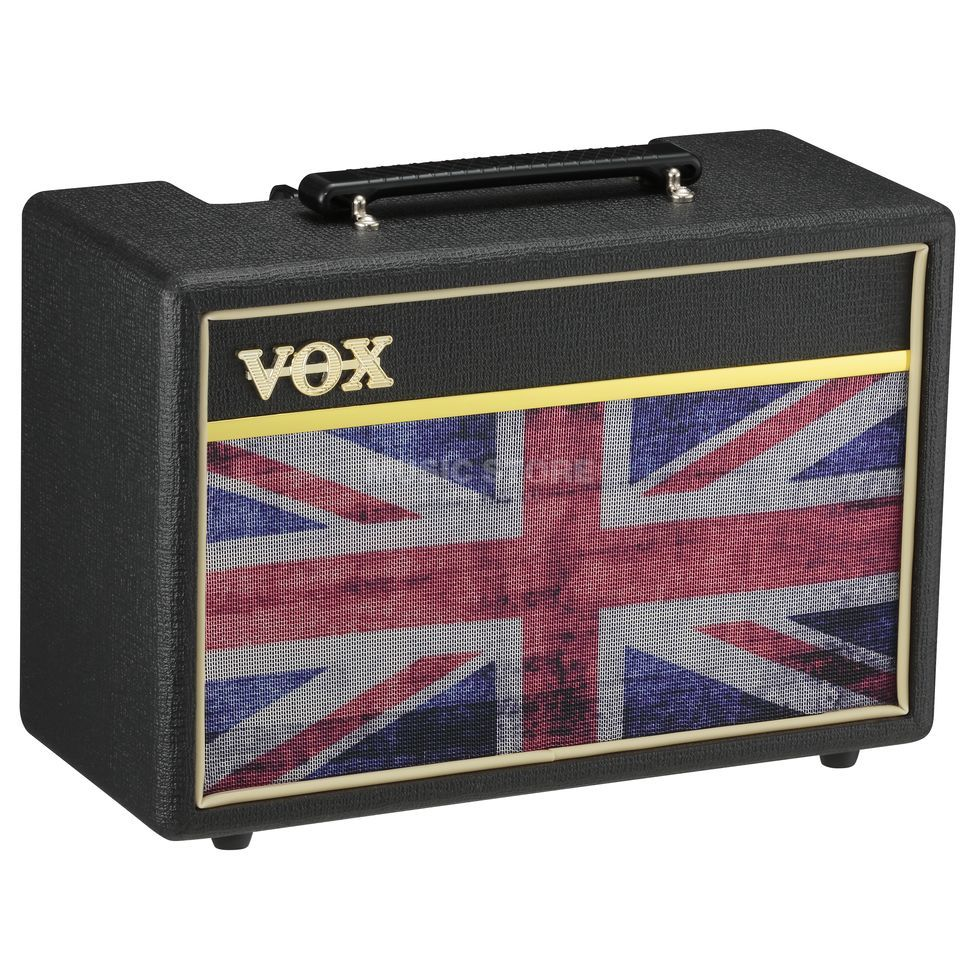VOX Pathfinder 10 Union Jack Black Limited Edition Изображение товара