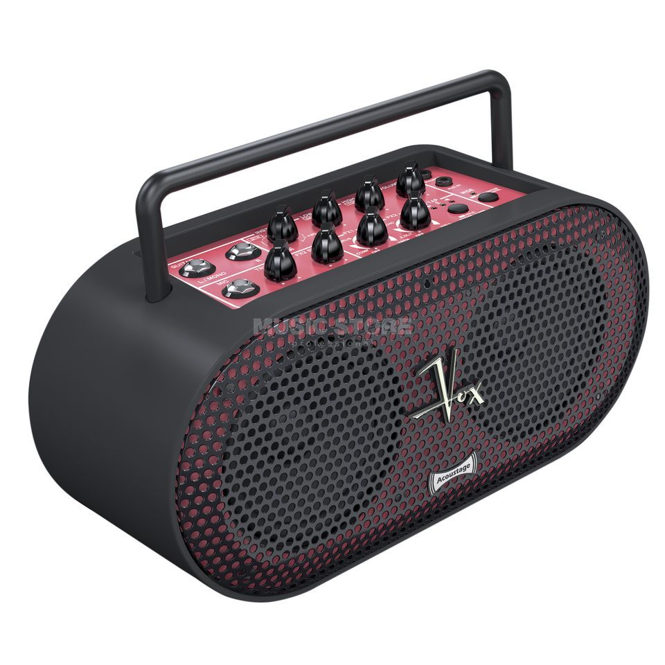 VOX Soundbox Mini BK Black Produktbild