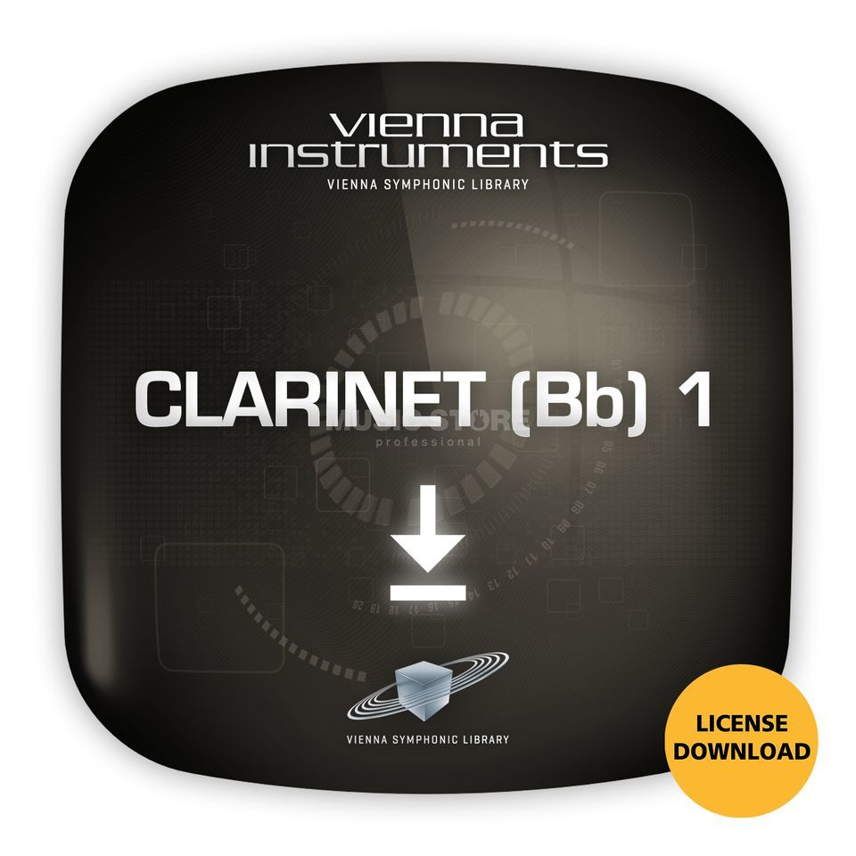 VSL Clarinet (Bb) 2 Full (License)  Produktbillede