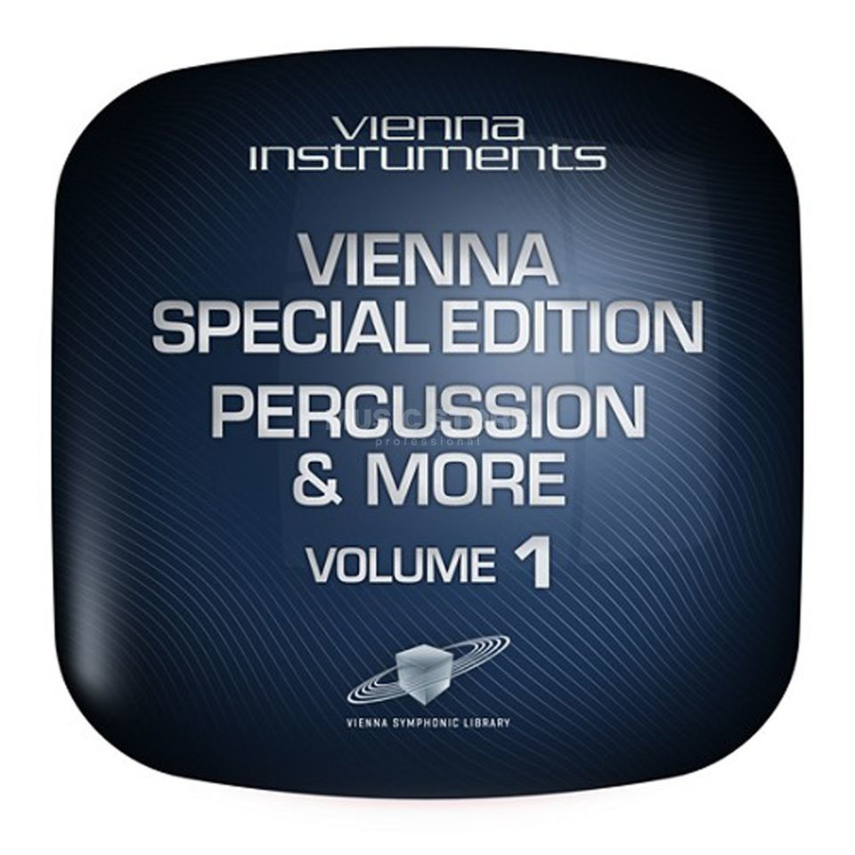 VSL Special Edition Vol. 1 Percussion & More Lizenzcode Produktbild