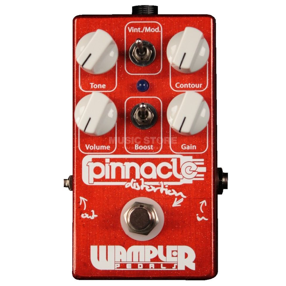 Wampler Pinnacle Distortion Produktbild