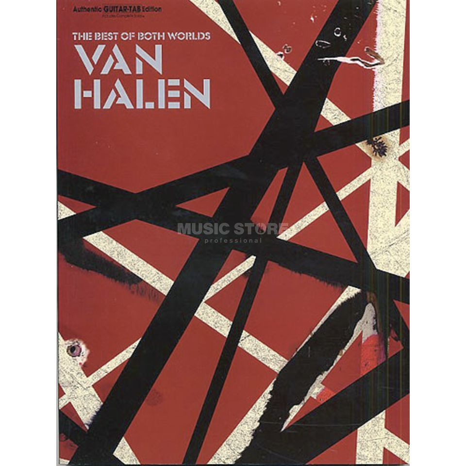Warner Bros. Van Halen - Best Both Worlds TAB Produktbild