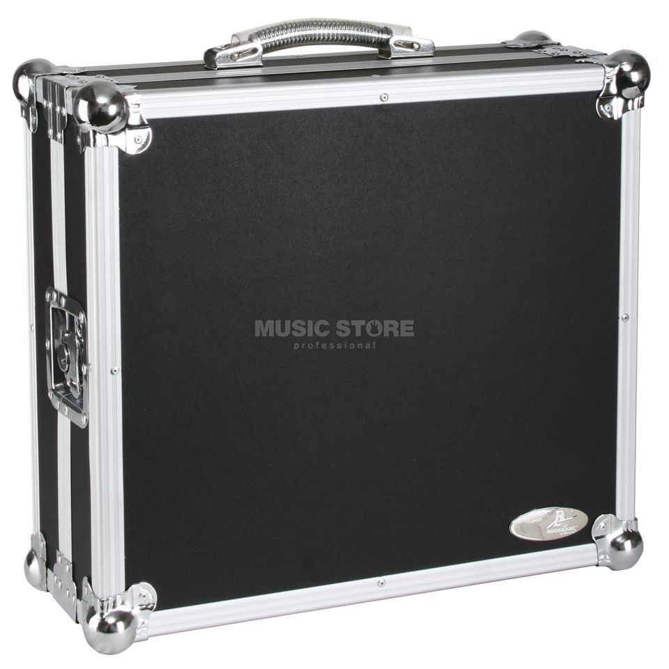 Warwick DJ Turntable Case black  Butterfly Lock Produktbillede
