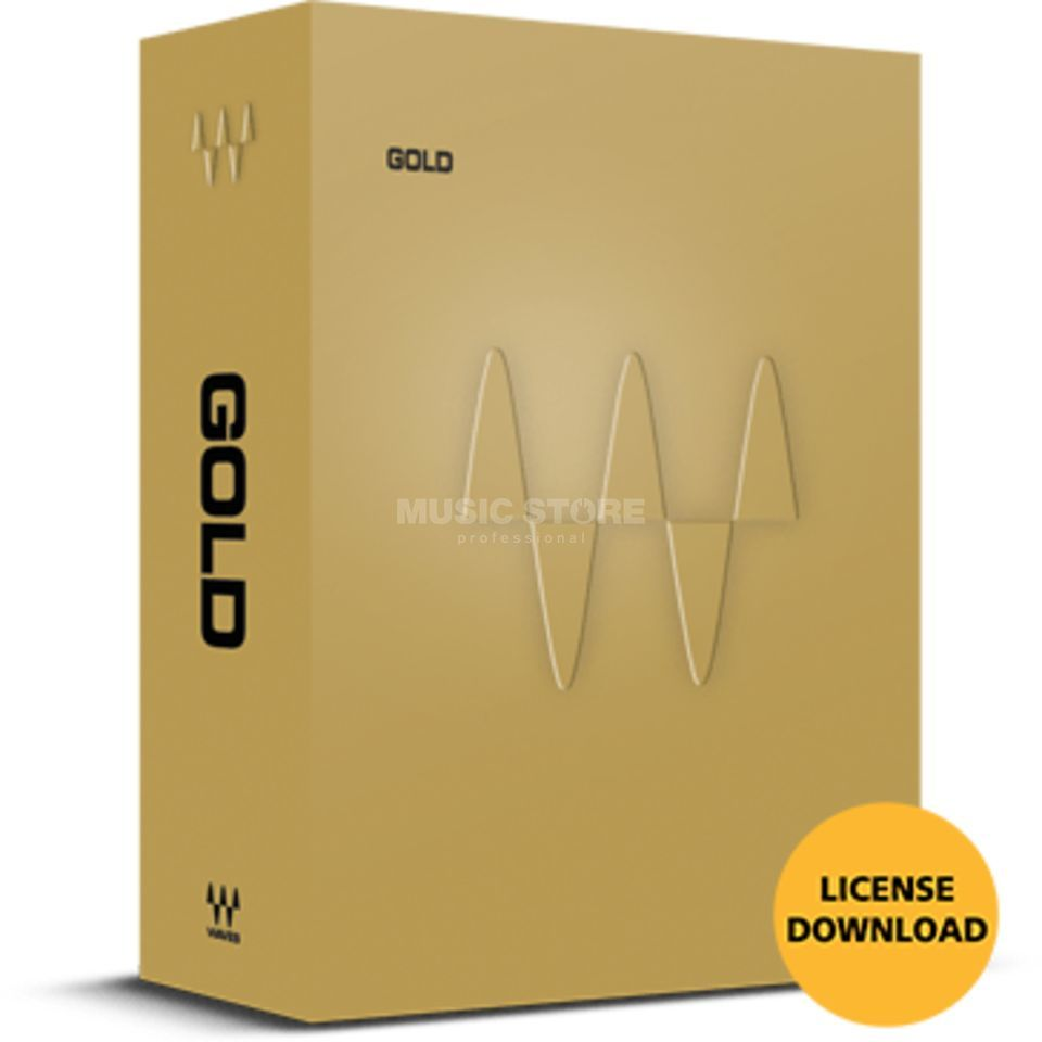 Waves Gold V9 Native Plugin Bundle    Produktbillede