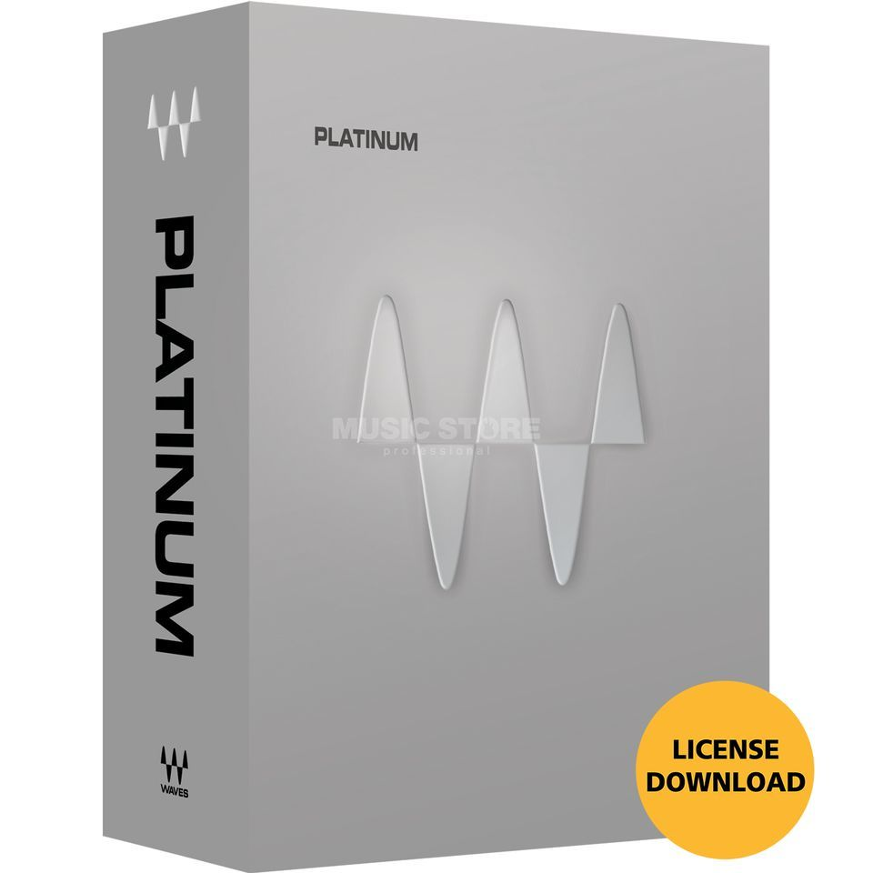 Waves Platinum V9 Native Plugin Bundle Produktbillede