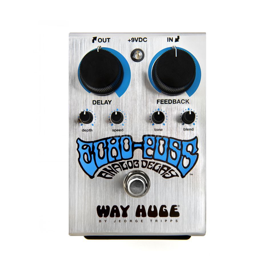Way Huge Echo Puss Analog Delay  Produktbillede