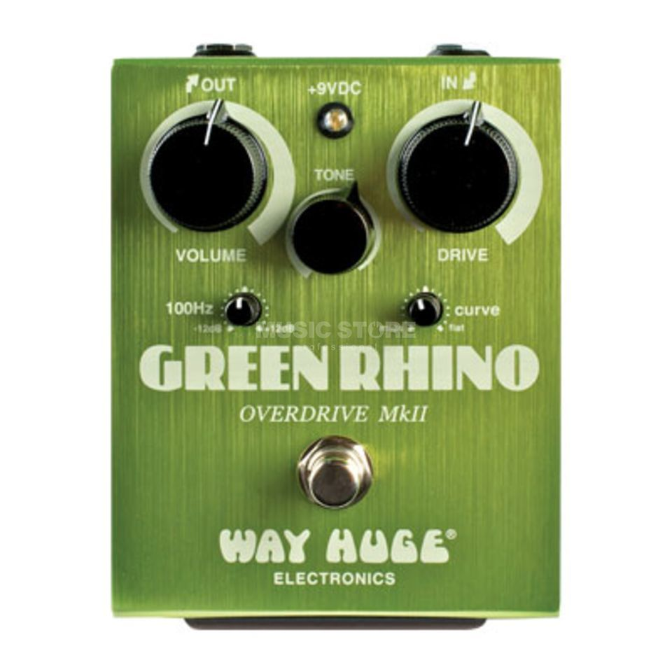 Way Huge Green Rhino MKII Overdrive Produktbild